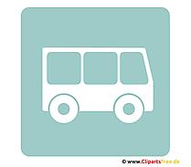 Bus teken