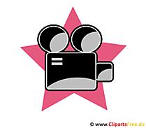 Sinema Clipart