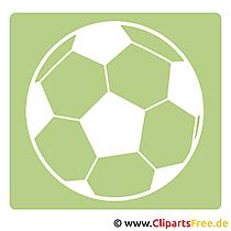 Clip Art Fussball