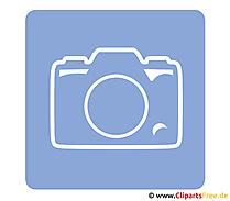Fotokamera Piktogramme
