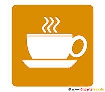 Kahve Fincanı Simgesi