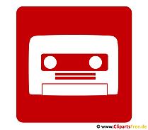 Cassette Clip Art