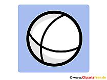 Pictogram bal