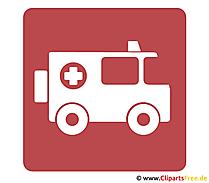 Kurtarma hizmeti resmi - Icon