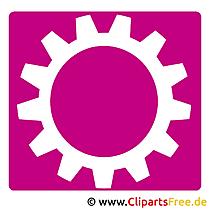 Zahnrad Clipart