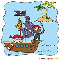 海賊の写真