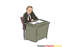 Wolfgang Schäuble Karikatur, Comic, Cartoon, Illustration, Clipart Politiker