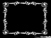 Blumen Rahmen