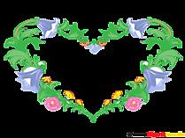 Clipart Bordueren Hochzeit