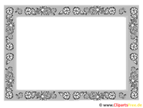 Clipart Rahmen