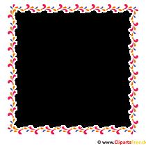 Rahmen für Bilder