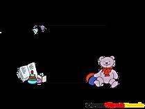 Rahmen fuer Kinderbilder, Kinderfotos gratis
