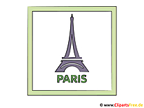 Eiffelturm Clipart