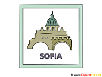 Hauptstadt Bulgarien Sofia