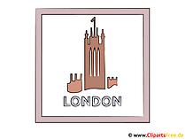 Hoofdstad van Engeland Londen