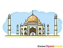 インド旅行画像、クリップアート、イラスト、グラフィック無料