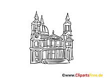 Kathedraal foto, tekening, clipart gratis