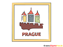 Prag Illustration