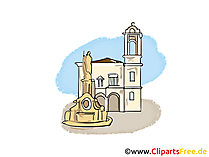 Reisen Bild, Clipart, Illustration, Grafikm gratis