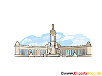 Sankt Petersburg Bild, Clipart, Illustration, Grafikm gratis