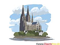 Cidades na Alemanha