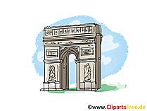 Triumphal arch Clipart, Picture, Image gratis