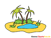 Tropic Islan Clip Art, Image, Pic free