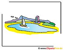休暇のクリップアート画像無料