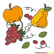 Handwerk voor Thanksgiving met onze gratis clipart