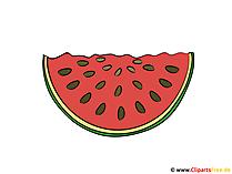 Watermeloen Thanksgiving Clipart