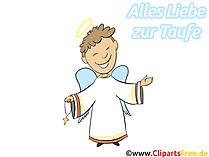 Einladungen und Danksagungen zu Geburt und Taufe selbst gestalten ...