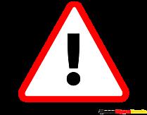 Warnzeichen Clipart