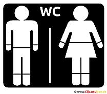 WC Bilder zum Ausdrucken