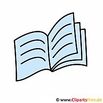 Buch Cliparts kostenlos