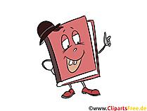 Clipart Bücher