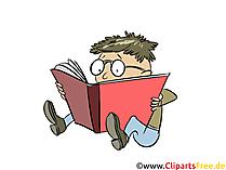 Clipart Bücher kostenlos