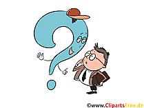 Clipart Fragen