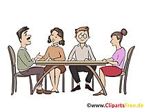 Elternabend Clipart