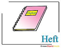 Englisch Clipart für Schule free download