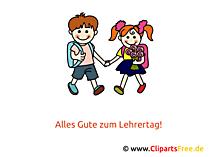 Kostenlose Cliparts Kinder