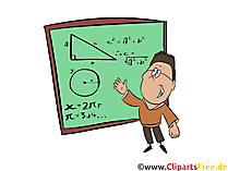Physik Clipart, Bild, Illustration