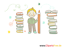 Leer om Clipart, Illustratie, Cartoon, Strip te schrijven