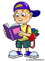 Schüler Clipart - Bilder für Schule