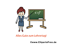 Teacher's day clipart, foto, kaart, gefeliciteerd