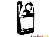 Motorenöl Bild Clipart KFZ
