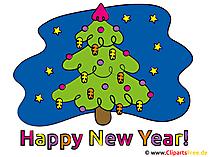 Bild Neues Jahr