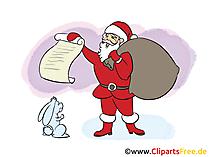 Bild zum Neujahr, Silvester kostenlos