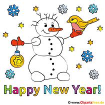 Bilder Neues Jahr