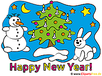 Bilder zum Neuen Jahr