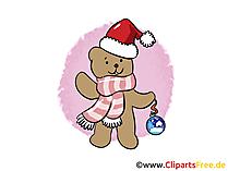 Frohes Neues Jahr Clipart, Bild, Cartoon gratis